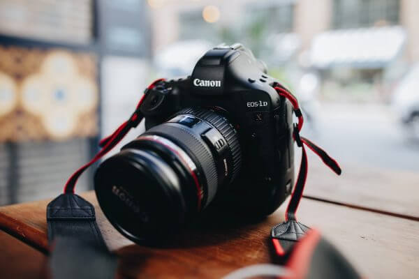 Canon EOS-1DX