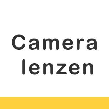 Camera lenzen