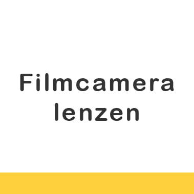Film- en Video camera-lenzen