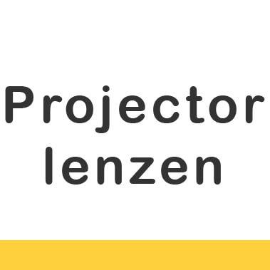 Projectorlenzen
