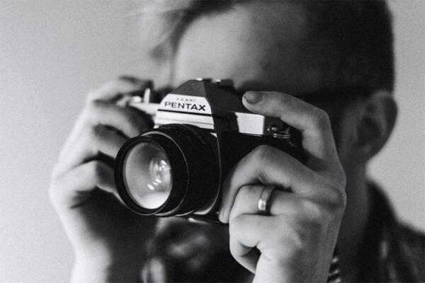 Pentax analoge camera
